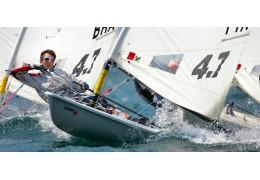 Laser 4.7 Race XD, Composite Upper Mast