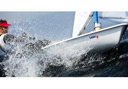 Laser Race XD, Composite Upper Mast